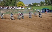BOVOLONE MOTOCROSS PINK EVENT